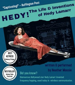 Hedy Poster